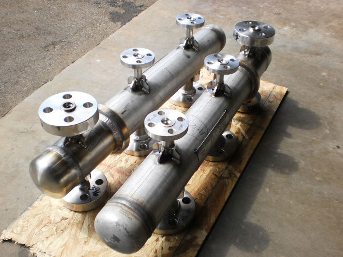 Specialized Shell and Tube Heat Exchangers